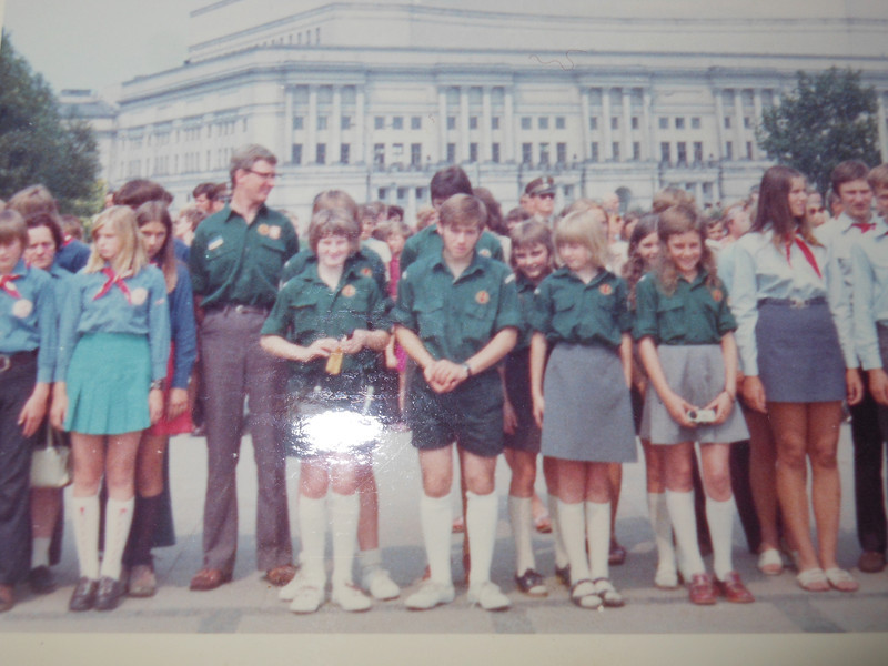 Most of our delegation - Warsaw 1973