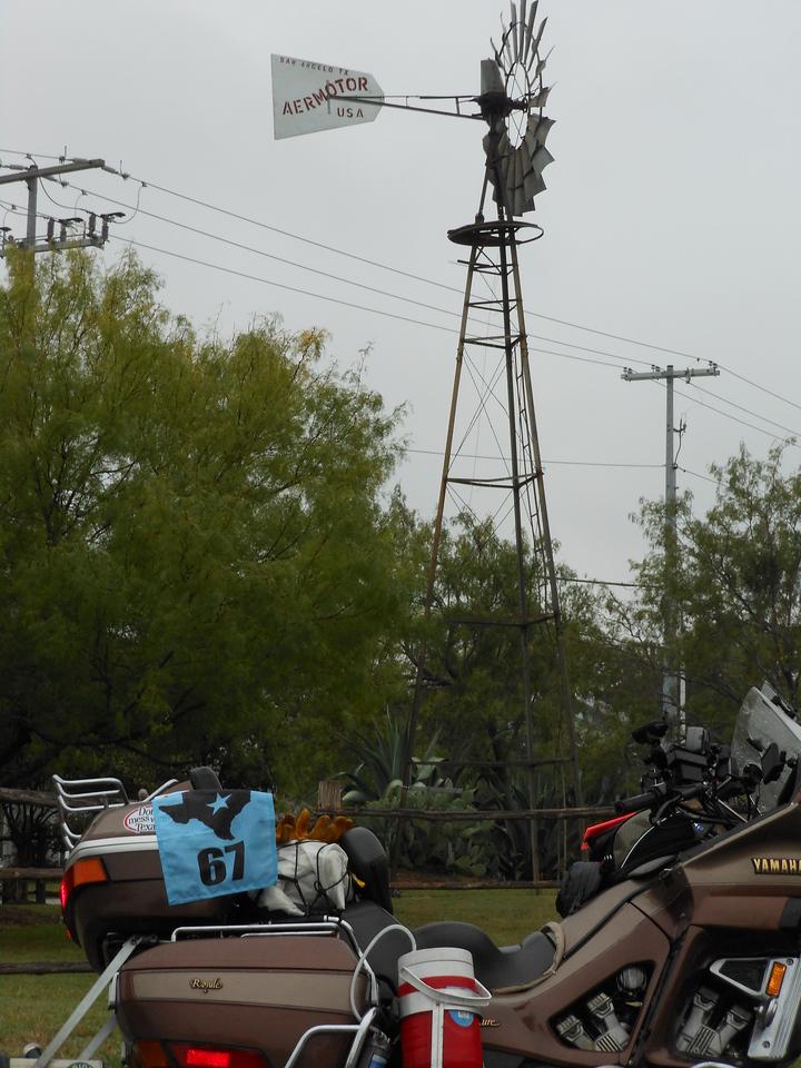 AerMotor Windmill - Texas Icon